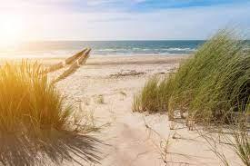 Meeste stranden van het land